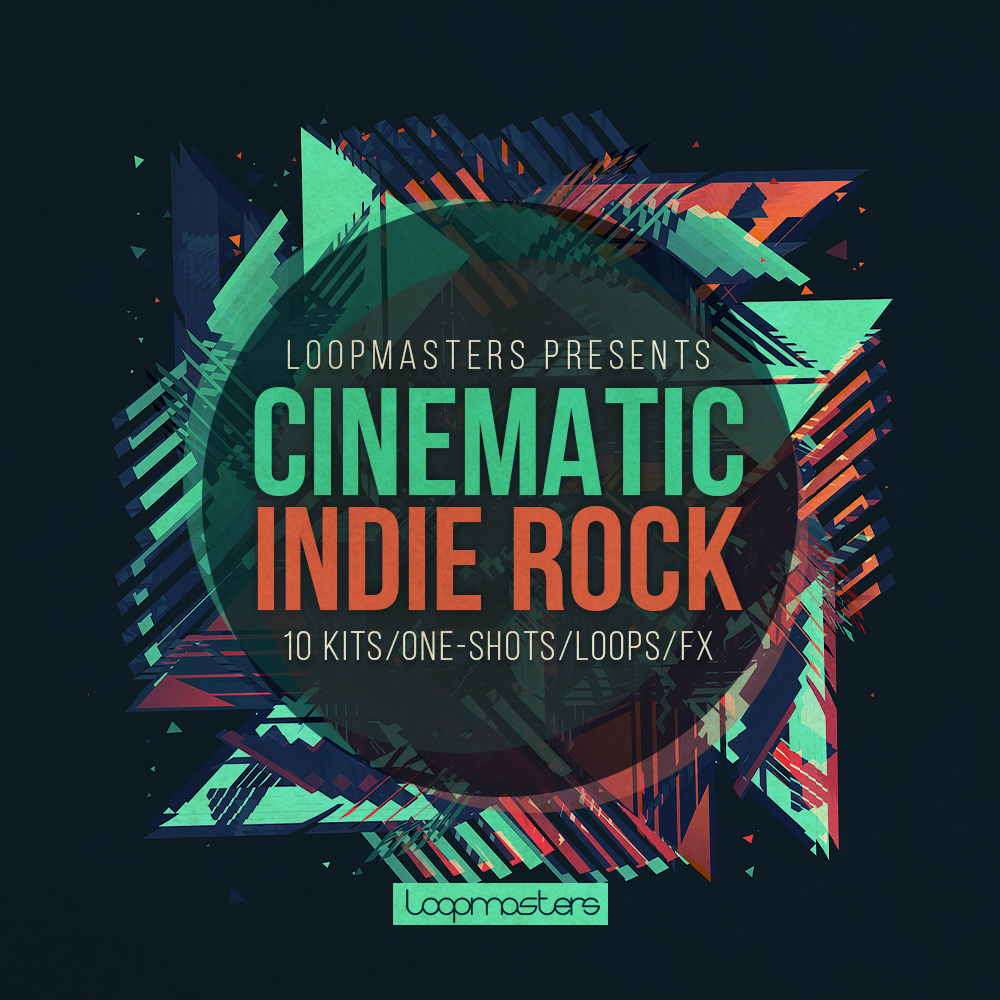 Loopmasters Cinematic Indie Rock