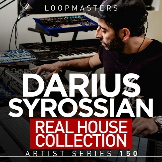 Loopmaster Darius Syrossian Real House Collection MULTiFORMA
