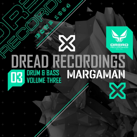 Loopmasters Dread Recordings Vol.3 Margaman Dread MULTiFORMAT