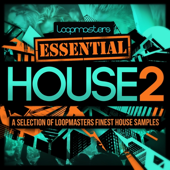 Loopmasters Essentials 40 House Vol.2 WAV