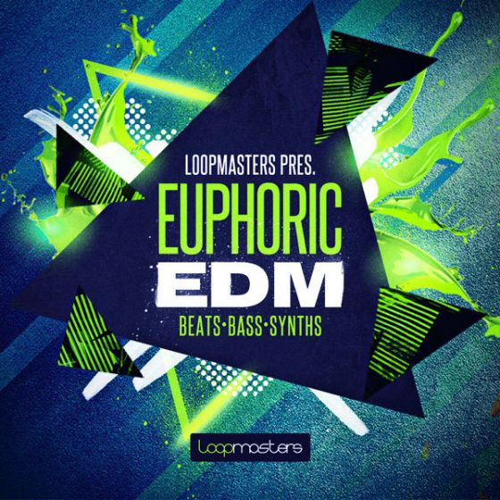 Loopmasters euphoric edm multiformat for Euphoric house music