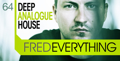 Loopmasters Fred Everything Deep Analogue House MULTiFORMAT DVDR-DYNAMiCS