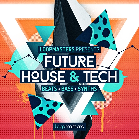 Loopmasters Future House and Tech WAV MiDi REX