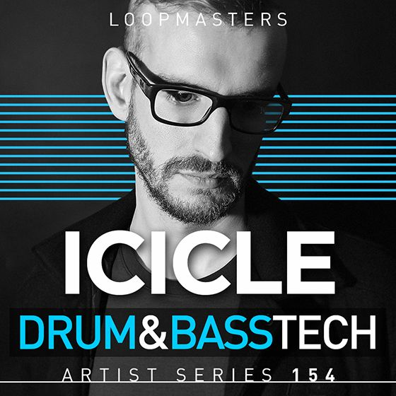 Loopmasters Icicle Drum and Bass Tech MULTiFORMAT