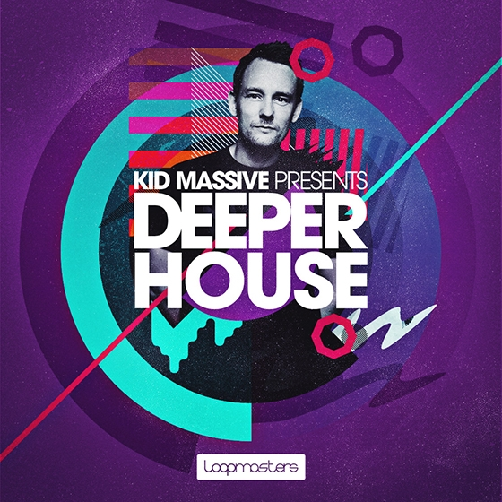 Loopmasters Kid Massive Presents Deeper House MULTiFORMAT