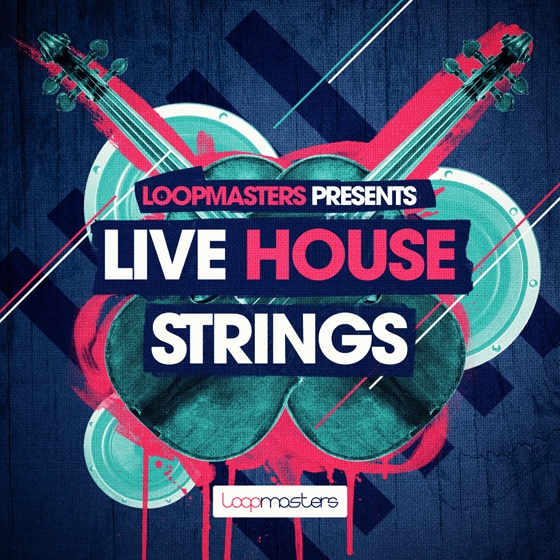 Loopmasters Live House Strings WAV REX-AUDIOSTRiKE