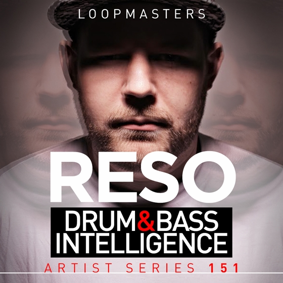 Loopmasters Reso Drum and Bass Intelligence MULTiFORMAT