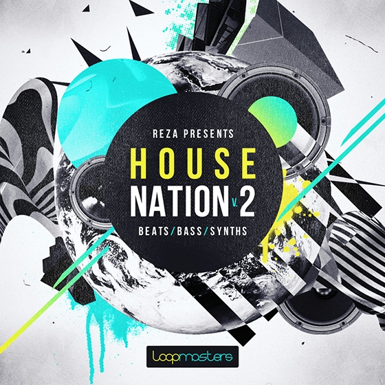 Loopmasters Reza House Nation Vol 2 MULTiFORMAT