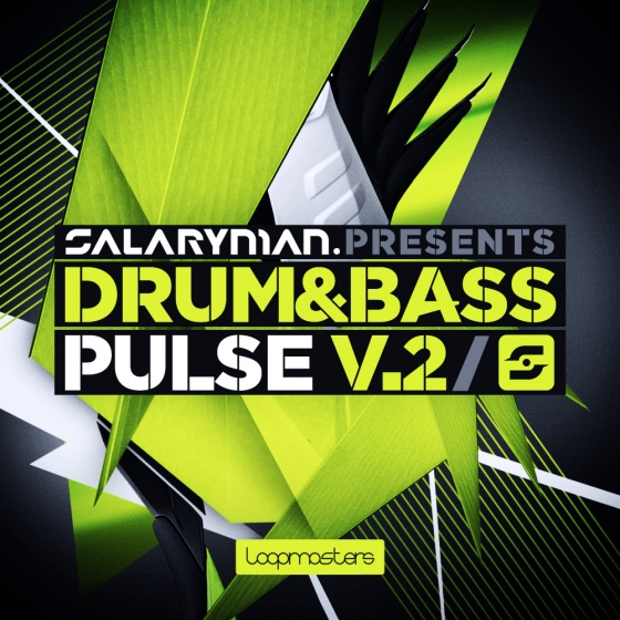 Loopmasters Salaryman Drum and Bass Pulse Vol 2 MULTiFORMAT
