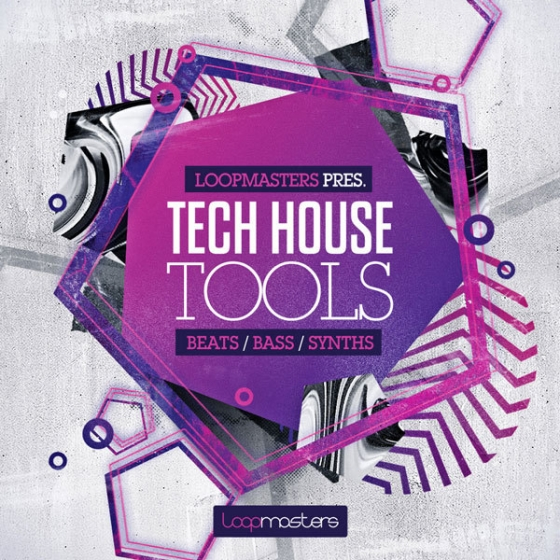 Loopmasters Tech House Tools MULTiFORMAT