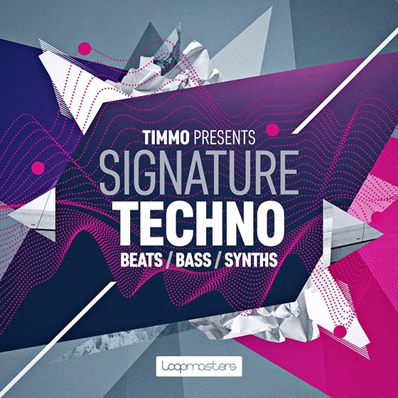Loopmasters Timmo Signature Techno MULTiFORMAT