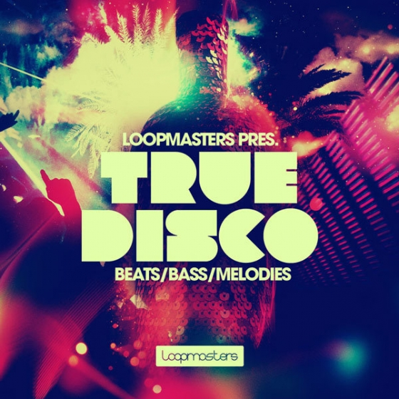 Loopmasters True Disco WAV REX
