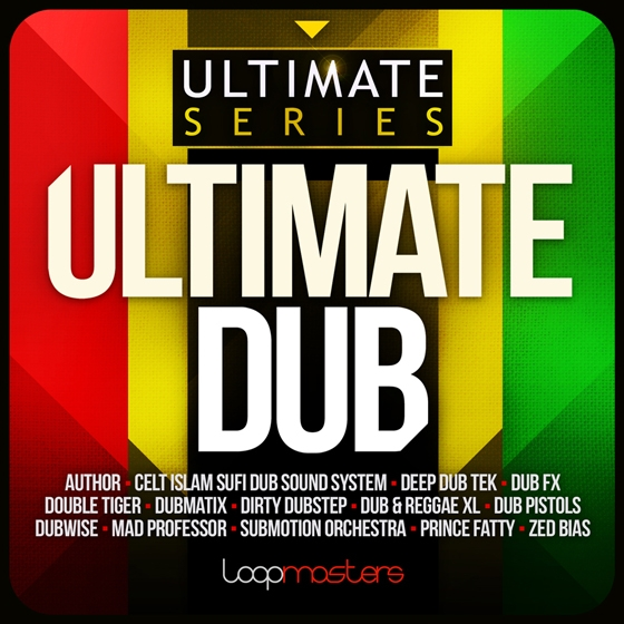 Loopmasters Ultimate Dub MuLTiFORMAT