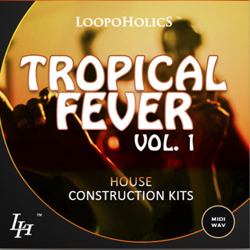 Loopoholics Tropical Fever Vol.1 House Construction Kits