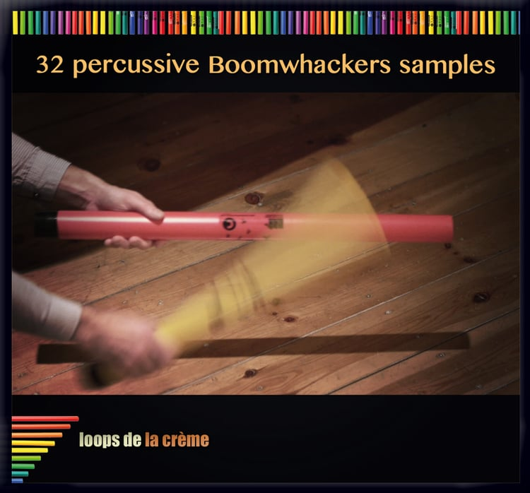 Loops De La Creme Percussive Boomwhackers Free Sample Pack ACID WAV