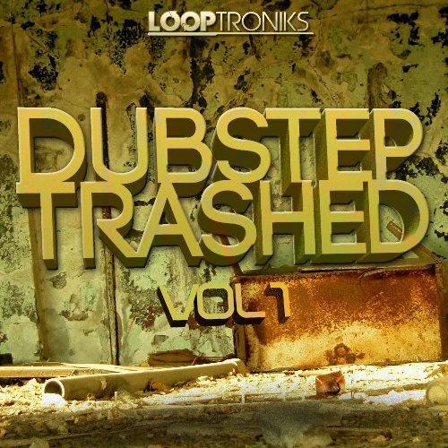 Looptroniks Dubstep Trashed ACID WAV REX