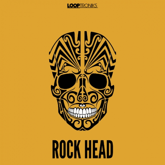 Looptroniks Rock Head WAV MiDi-AUDIOSTRiKE