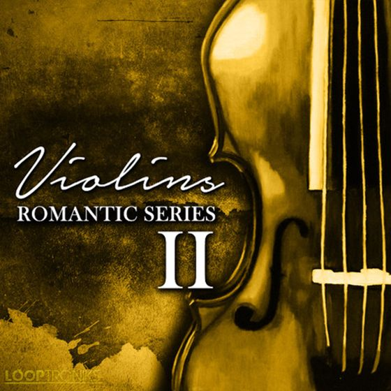 Looptroniks Violins: Romantic Series 2 WAV MiDi