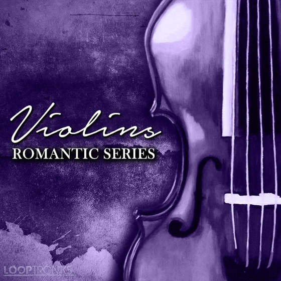 Looptroniks Violins Romantic Series WAV MiDi-AUDIOSTRiKE