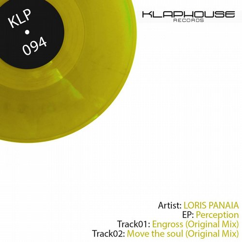 Loris Panaia - Perception [KLP094]
