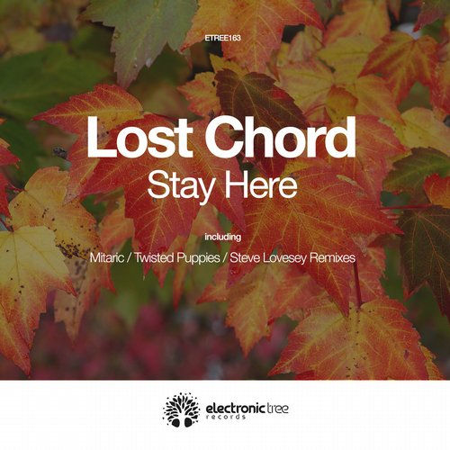 Lost Chord – Stay Here [ETREE163]