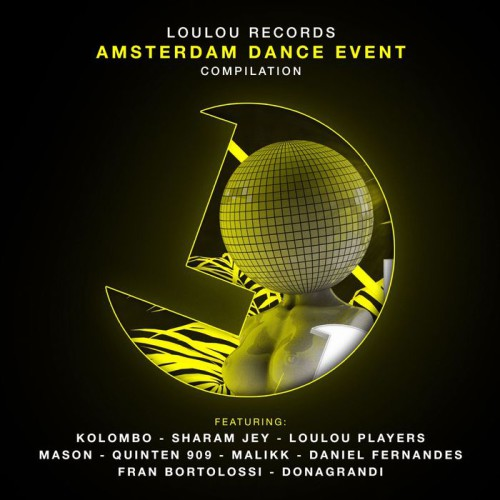 LouLou Records ADE Compilation 2016