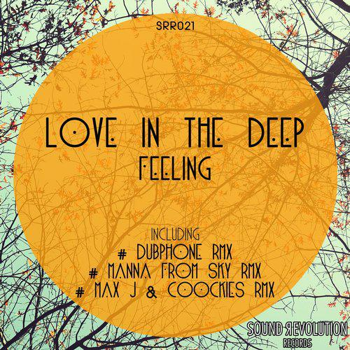Love In The Deep - Feeling [SRR021]