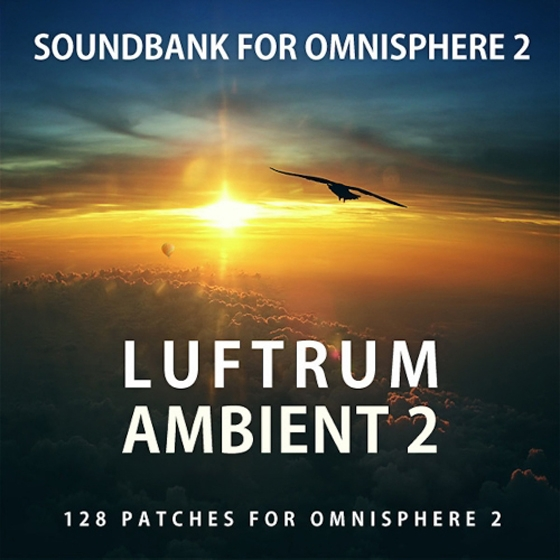 Luftrum Sound Design Ambient 2 for Omnisphere 2