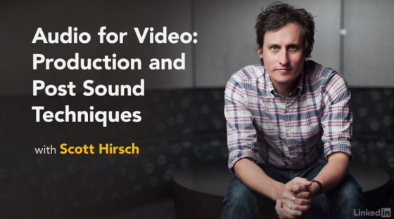 Lynda Audio for Video: Production and Post Sound Techniques TUTORiAL