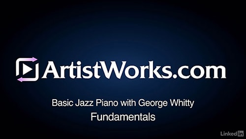 Lynda Jazz Piano Lessons 1 Fundamentals TUTORiAL