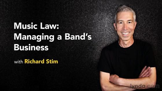 Lynda Music Law: Managing a Band's Business TUTORiAL