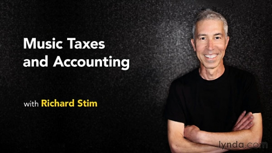Lynda Music Taxes and Accounting TUTORiAL