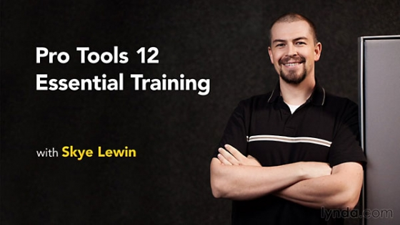 Lynda Pro Tools 12 Essential Training (updated Nov 24, 2015) TUTORiAL