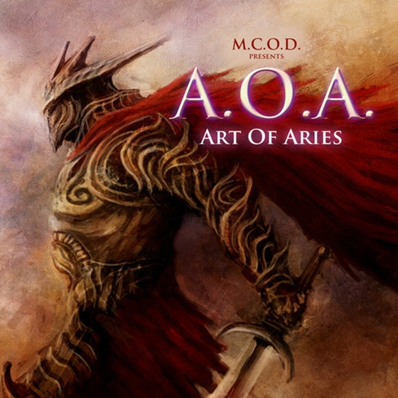 M.C.O.D Art Of Aries WAV MiDi