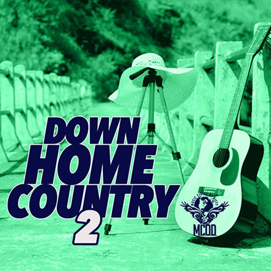 M.C.O.D Down Home Country Vol 2 WAV