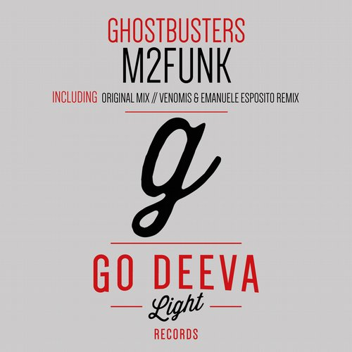 M2funk - Ghostbusters [GDL1509]
