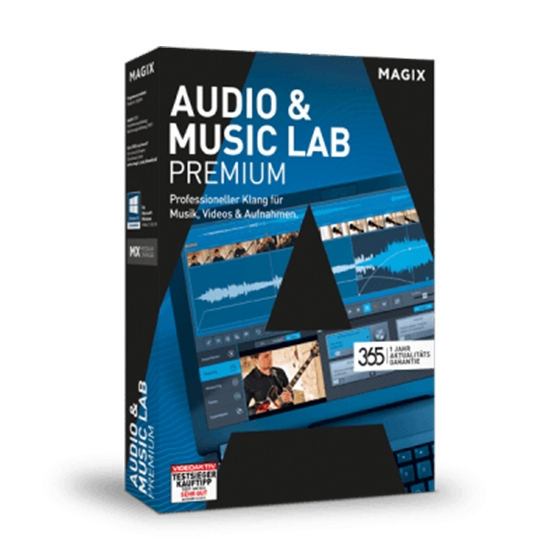 MAGIX Audio Music Lab 2017 Premium v22.0.1.22-AMPED