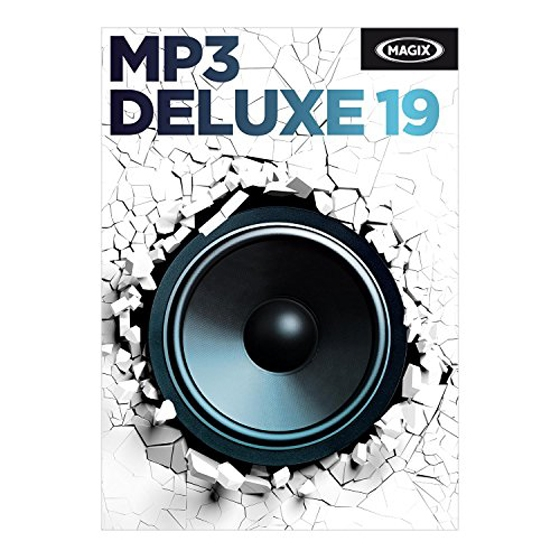 MAGIX MP3 Deluxe v19.0.1.47-AMPED