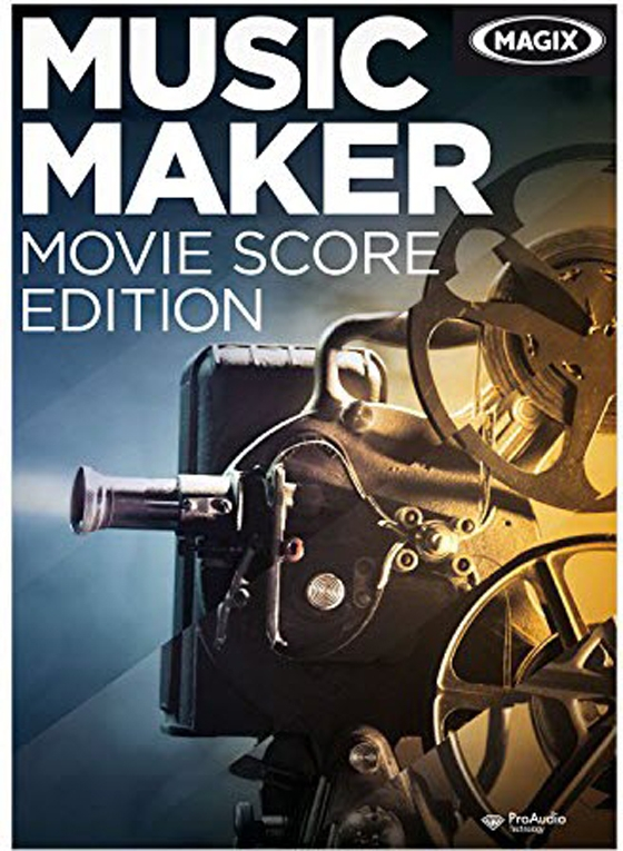Magix music movie maker score edition 21 0 proper for House music maker