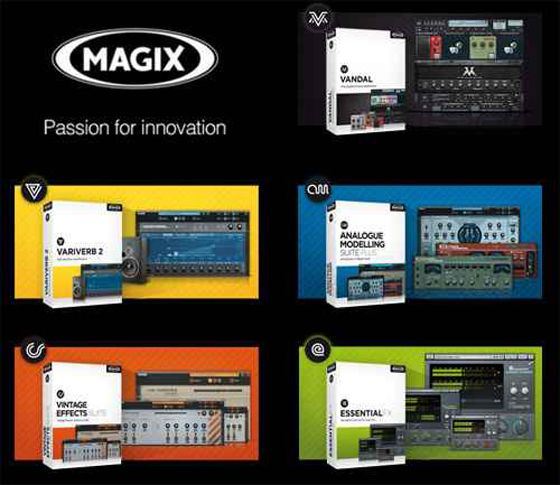 MAGIX Plugins Pack 8 25 2014 MacOSX by PiTcHsHifTeR