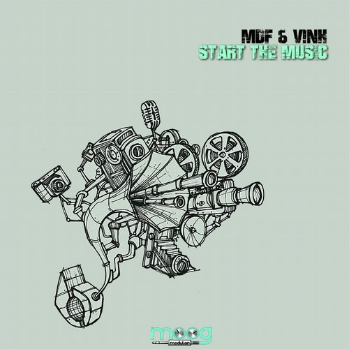 MDF, V!NH – Start the Music [MM063]