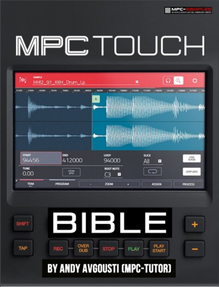 MPC-Samples The MPC Touch Bible TUTORiAL