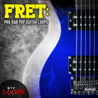MVP Loops Fret Pro RnB & Pop Guitar Loops MULTiFORMAT DVD-DYNAMiCS