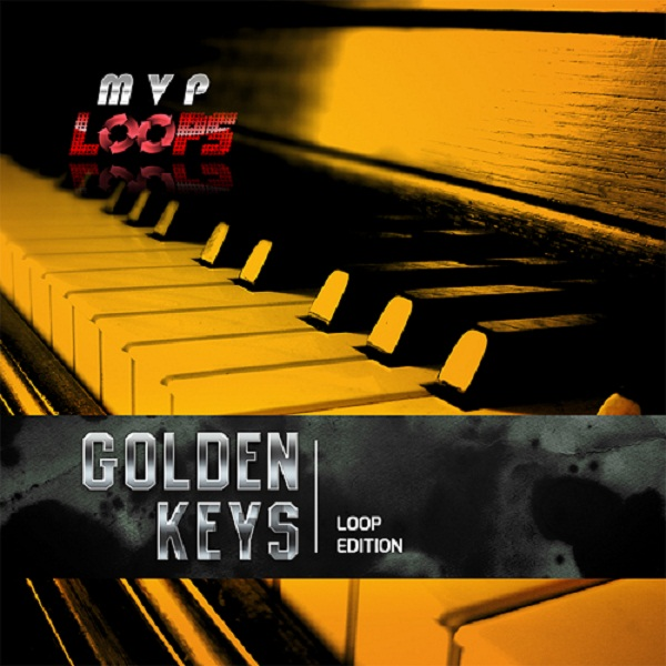 MVP Loops Golden Keys Loop Edition ACiD WAV AiFF REX-DISCOVER