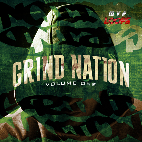MVP Loops Grind Nation Vol.1 ACiD WAV AiFF REX-DISCOVER