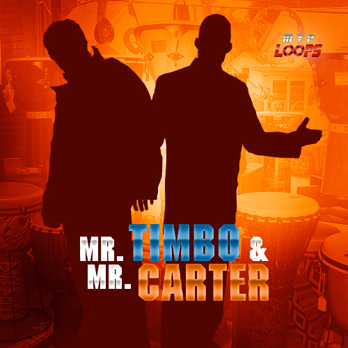 MVP Loops Mr Timbo Mr Carter ACID WAV MiDi-DISCOVER