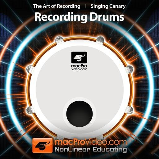 MacProVideo the Art of Audio Recording Recording Drums TUTORiAL DVDR-SONiTUS