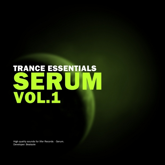 Magic Trance Music Beatsole Trance Essentials Vol 1 For XFER RECORDS SERUM