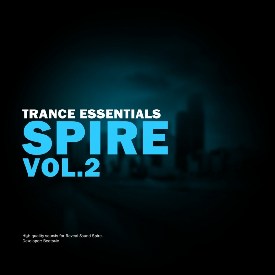 Magic Trance Music Beatsole Trance Essentials Vol 2 For REVEAL SOUND SPiRE
