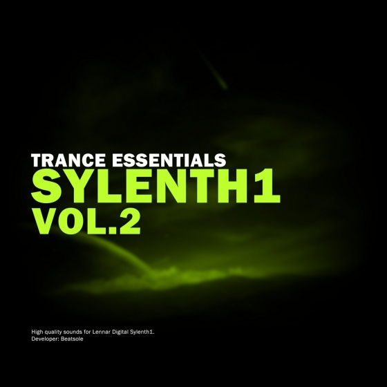 Magic Trance Music Beatsole Trance Essentials Vol 2 For SYLENTH1